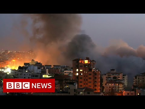 Why is the conflict in Israel and Gaza escalating? - BBC News