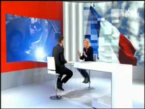Marine Le Pen invitée de Capital (5 février 2012)