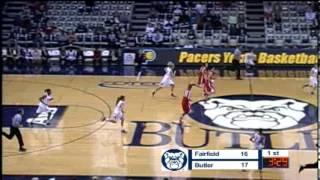 WBB: Butler vs. Fairfield
