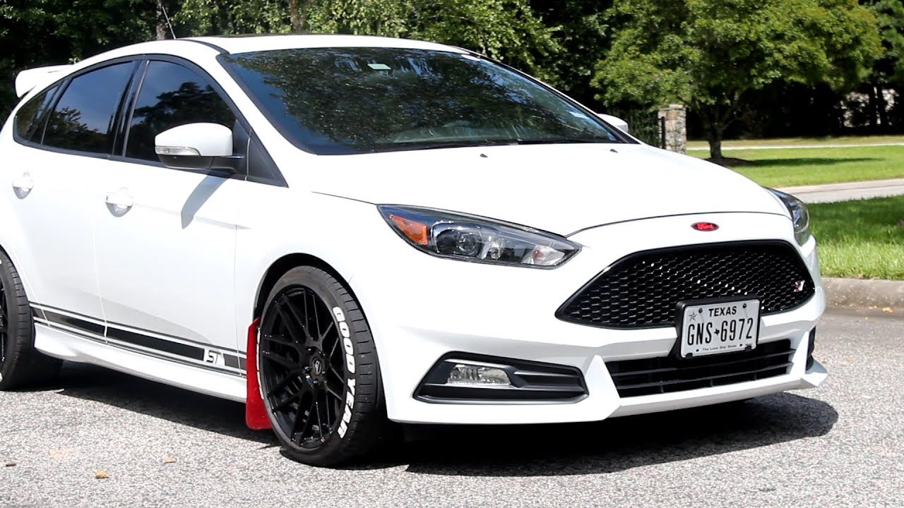 Modified 2016 Focus St Review The Car That Can Do It All