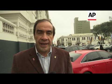 Peru prosecutors seek jail for former president