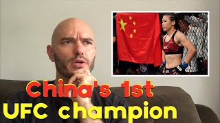 China has a UFC champion. What now?