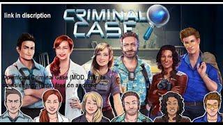 Criminal case mod apk unlimited energy and coins