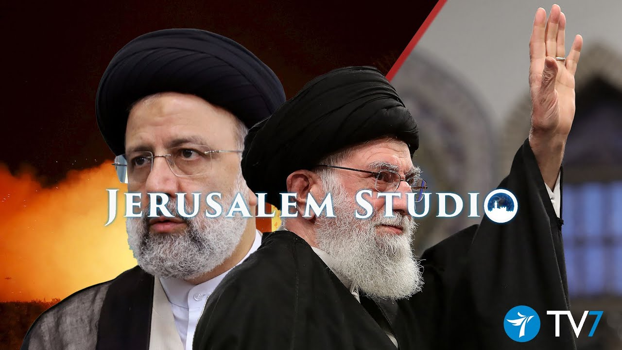 Iran's nuclear program, prospects of Israeli action – Jerusalem Studio 633
