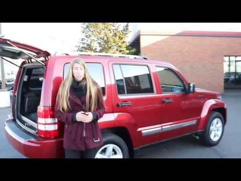 Virtual Video Walkaround Tour of a 2012 Jeep Liberty 4x4 Limited at Titus-Will Toyota