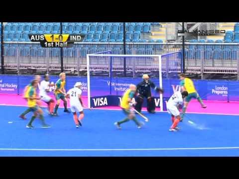 Australia V India 02/05/12