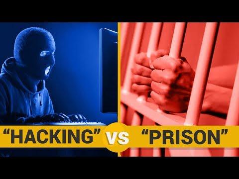HACKING VS PRISON - Google Trends Show