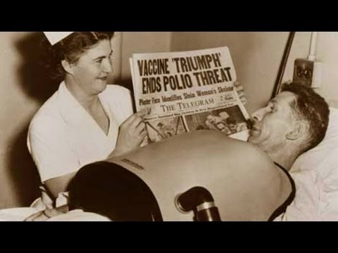 Good, Bad and Ugly: The History of Polio Vaccines - Professor Gareth Williams