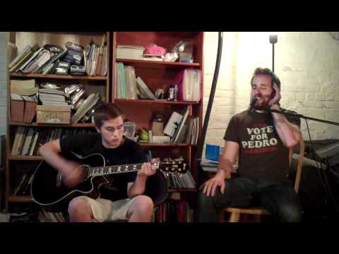 Seth Kabala and Drew Kabala Tonight the World Dies cover vocal-acoustic)