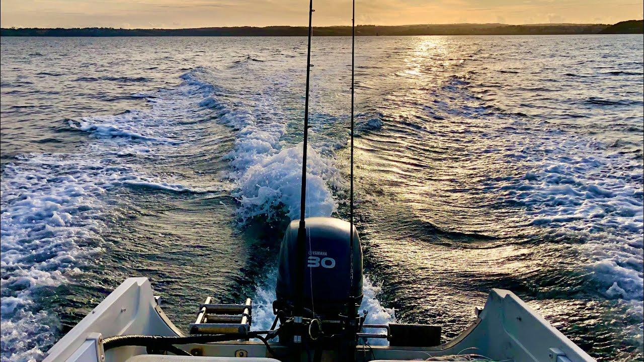 Overnight Solo Boat Fishing Trip - Including boat BBQ - Sea Fishing UK