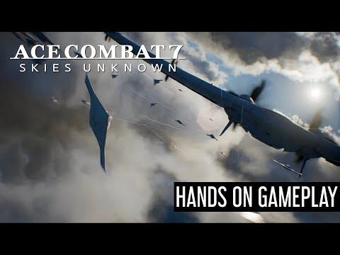 Ace Combat 7: Skies Unknown – Gameplay Demo