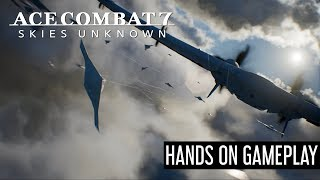 Ace Combat 7: Skies Unknown – Gameplay Demo