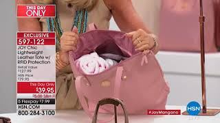 HSN | Joyful Discoveries with Joy Mangano 05.18.2018 - 11 PM