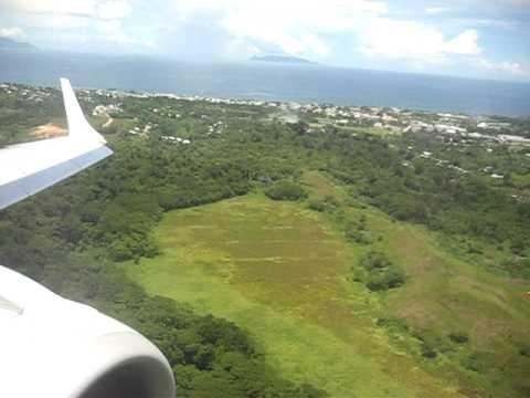 Honiara landing