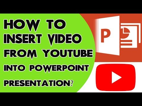 How to insert video from youtube into powerpoint - Embed Youtube Video in PPT
