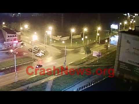 CrashNews.org/Иваново, улица Куконковых ДТП 28.05.2018