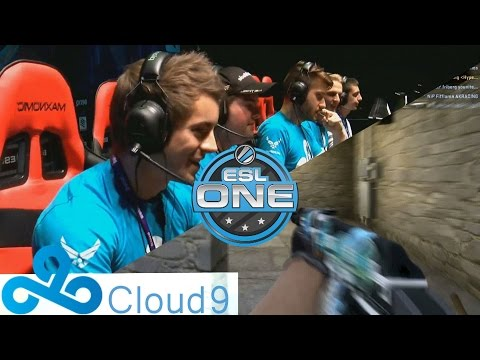 CS: GO - ESL One Cologne 2014 - Cloud9 (Frag Movie)