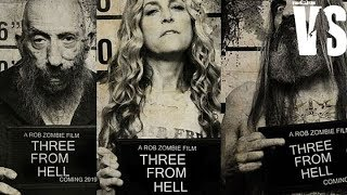 Трое из ада / Three From Hell - тизер-трейлер