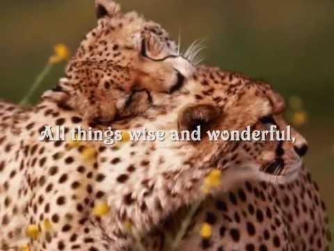 All Things Bright and Beautiful John Rutter