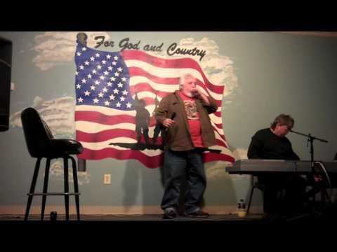 Randy WhiteJimmy Wallace at American LegionWilliamstonSC12-4-