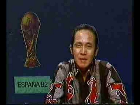 Laporan Khusus Piala Dunia Espana 82 (TVRI)