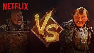 Video Marco Polo | Kublai VS Ariq - Mongol Strike [HD] | Netflix download MP3, 3GP, MP4, WEBM, AVI, FLV Maret 2017