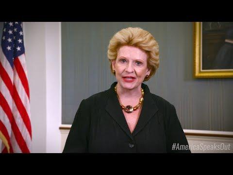 Sen Debbie Stabenow Shares Amy
