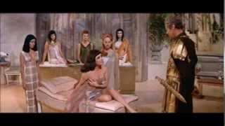 Элизабет Тейлор (клип на тему Клеопатра)/ Elizabeth Taylor .Cleopatra