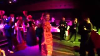 Танцы Водяновой,Собчак и Хаматовой.