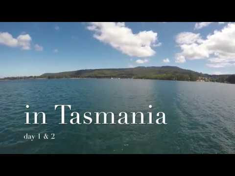 Tasmania Travel Diary Part 1: Hobart, Mount Wellington, Port Arthur