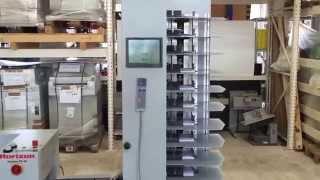 Horizon booklet maker VAC-100a ST-40 SPF-200A FC-200A - LA-POSTPRESS #21106