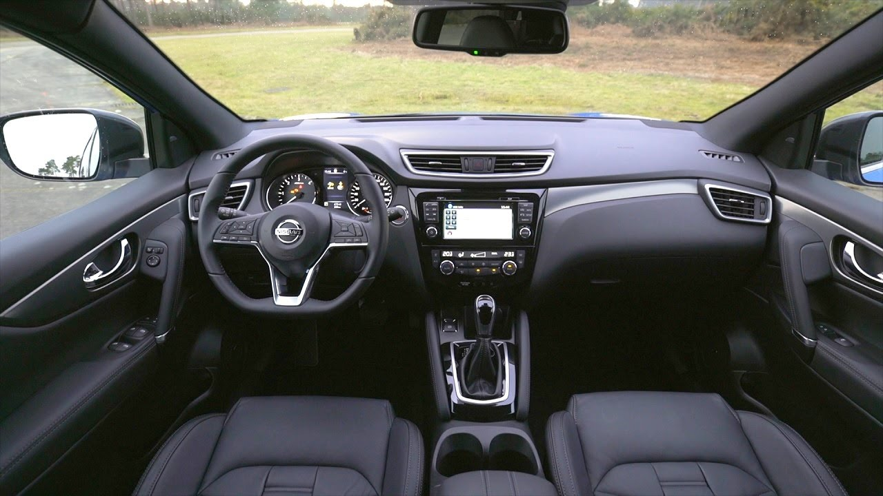 New nissan qashqai 2018 official interior video youtube for Interior nissan qashqai 2018
