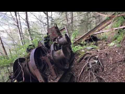 The Old Mine And Abandon Places Juneau Alaska Part 2.