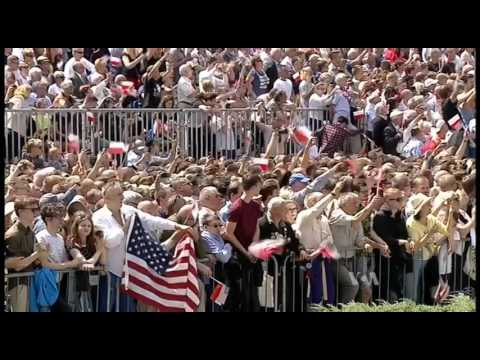President Trump's Remarks to the People of Poland
