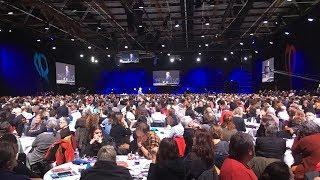 MÉLENCHON - Discours à la convention de la France insoumise - #ConventionFi