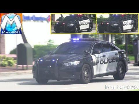 5x Miami Beach Police Department