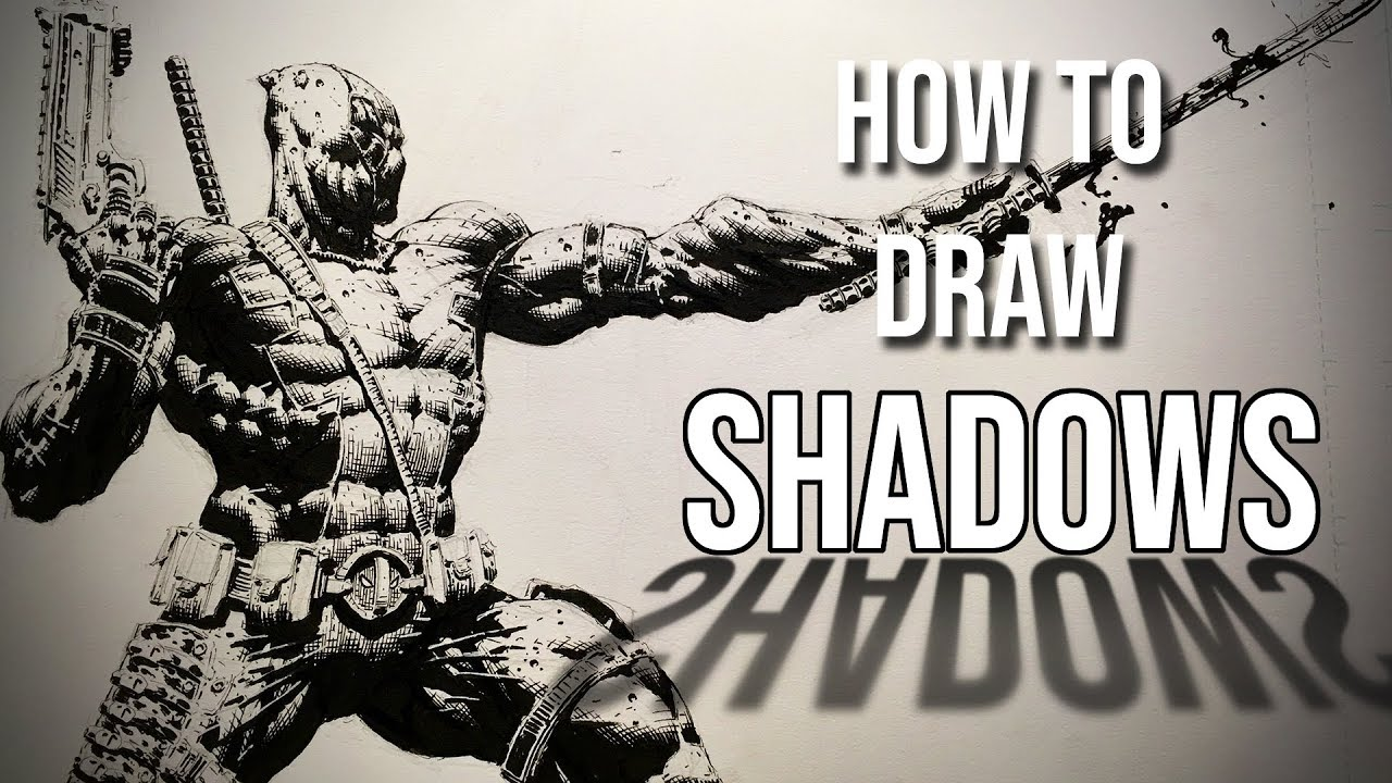 How To Draw Shadows