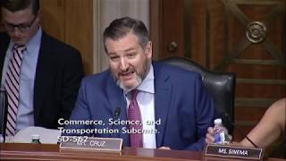 NASA Exploration Plans, Senate Subcommittee on Aviation and Space, July 9, 2019