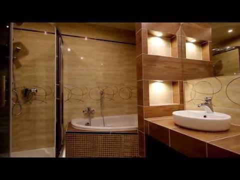 łazienka Z Płytki Paradyż Amiche Youtube