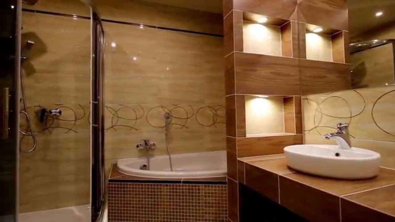łazienka Z Płytki Paradyż Amiche