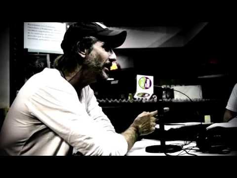 Facundo Arana en la Radio Paraguay (todo sobre Meri :-))