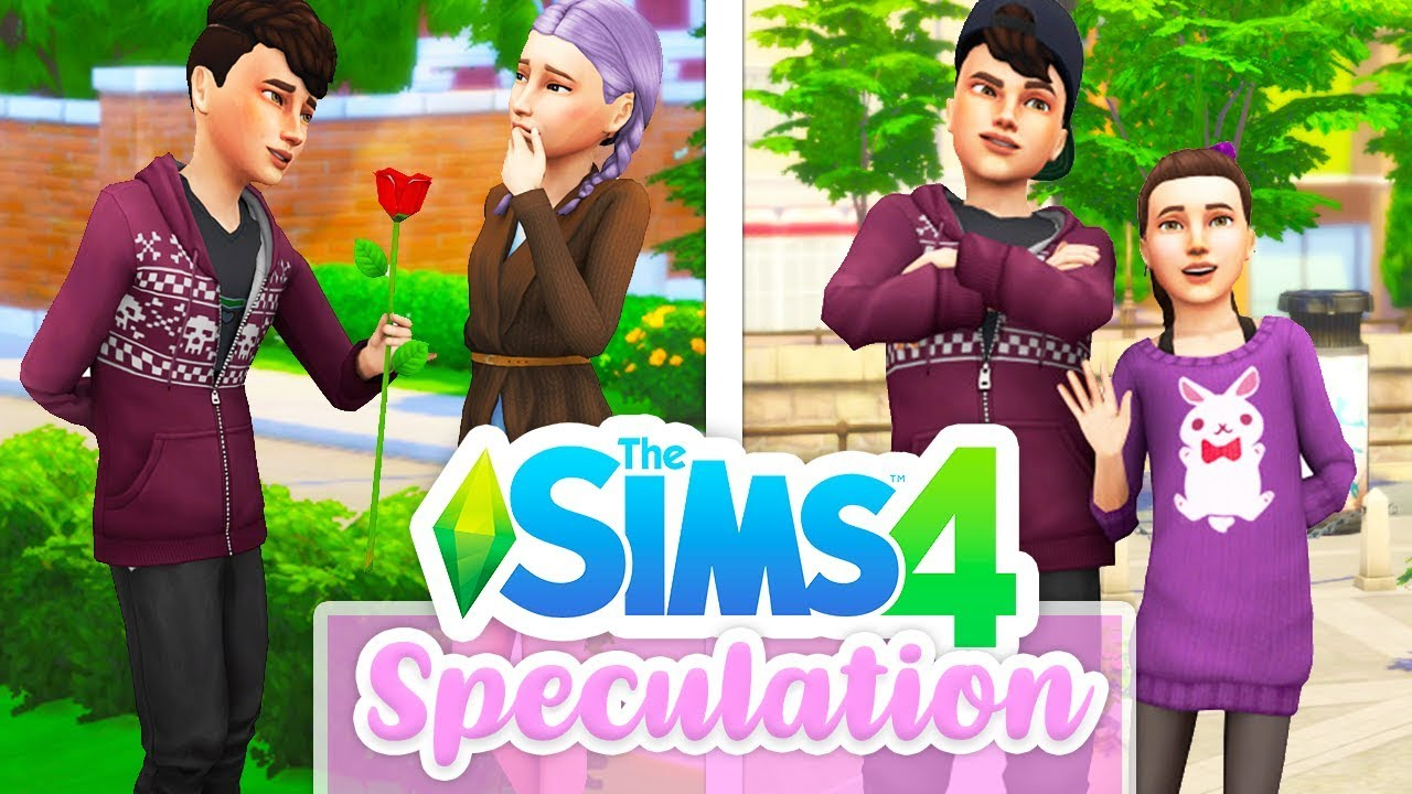 Pre Teens Ideas For Preteens Will They Ever Come The Sims 4 Speculation Youtube