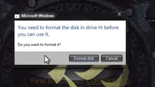 [Solved] How to Recover Data from a Corrupted Memory Card or USB Drive.