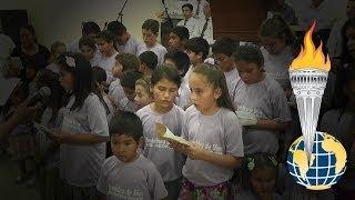 Inauguração do novo templo e 5º Congresso de Missões(Argentina) - GideõesRS
