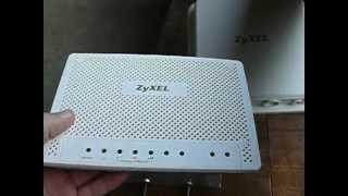 Zyxel LTE6100-Обзор уличного модема для Yota и Мегафона