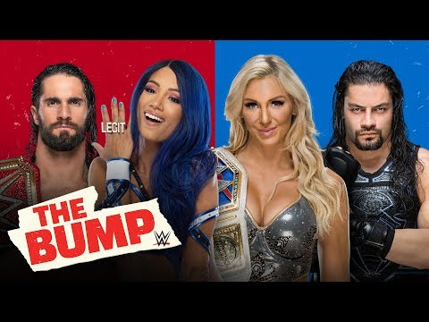 Mock Draft special with D-Von Dudley: WWE's The Bump, Oct. 9, 2019