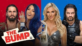WWE Draft special with D-Von Dudley: WWE's The Bump, Oct. 9, 2019