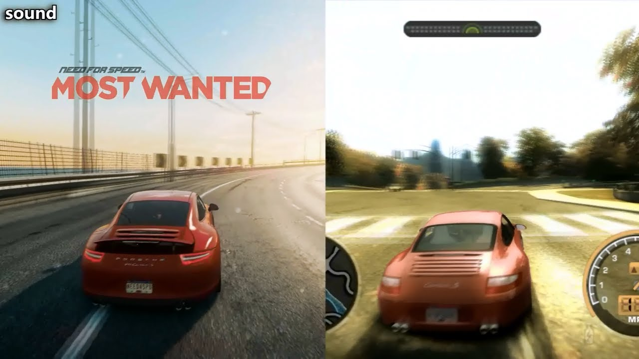 Need For Speed: Most Wanted (2012) - Crappy Games Wiki Uncensored