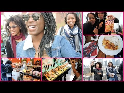 VLOG #thecocolife Frankfurt - Weekend entre filles avec BeautifulNaturelle & BlackHairVelvet