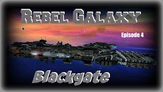 Rebel Galaxy: Blackgate/Dreadnaught - THE BIGGEST SHIP! - PT4 Ships Guide(PS4 Xbox One PC &Mac)
